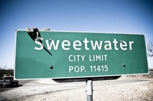 Sweetwater sign