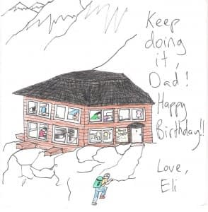 Eli card for Dad
